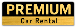 Premium Car Rental logo